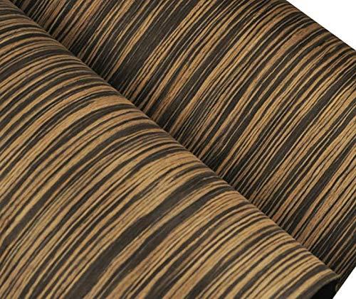 NUJA 1 st fanergolv gör-det-själv-möbler naturliga 250 x 60 cm möbler för hemtillbehör sovrumsmöbler träfaner (färg: EB 6003S)