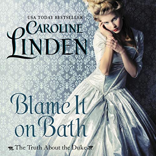 Blame It on Bath audiobook cover art