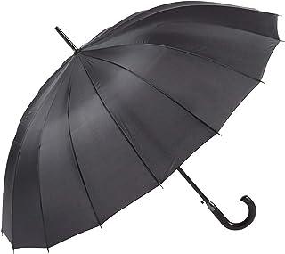 GOTTA Paraguas Largo y Grande de Hombre y Mujer, 16 Varillas