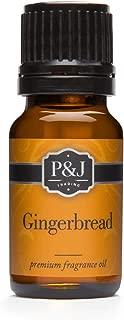 Gingerbread Premium Grade Fragrance Oil - Perfume Oil - 10ml