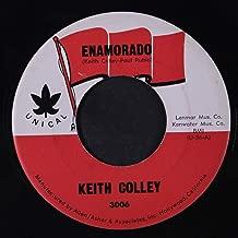 enamorado 45 rpm single