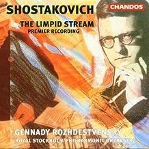 Best the limpid stream shostakovich Reviews