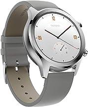 Ticwatch Smartwatches Reloj Inteligente y clásico Mobvoi C2 con Sistema operativo Wear OS de Google, IP68 Resistente al Agua y Sudor, Google Pay, Compatible con iPhone y Android