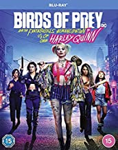 Birds of Prey (and the Fantabulous Emancipation of One Harley Quinn) [Blu-ray]