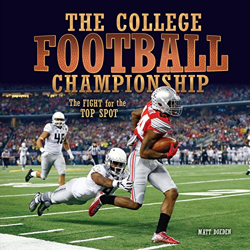 The College Football Championship copertina
