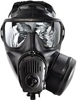 AVON M53 Respirator Gas Mask Assembly Size Medium R/H