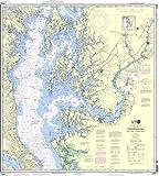 NOAA Chart 12263: Chesapeake Bay Cove Point to Sandy Point