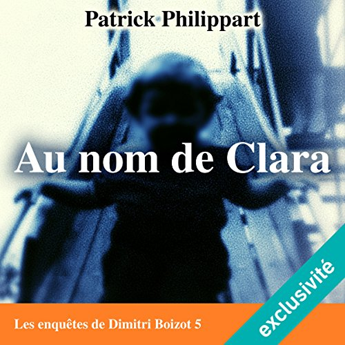 Au nom de Clara audiobook cover art