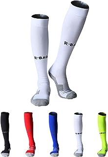 MAIBU Compression Socks Premium Lightweight for Football Basketball Running Cycling Travel Nursing Athletic Socks
