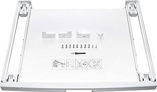 Bosch WTZ11400 Zubehör für Wäschepflege / Verbindungssatz mit Auszug / für platzsparendes übereinander Aufstellen von Waschmaschinen und Trocknern