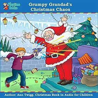 Grumpy Grandad's Christmas Chaos cover art