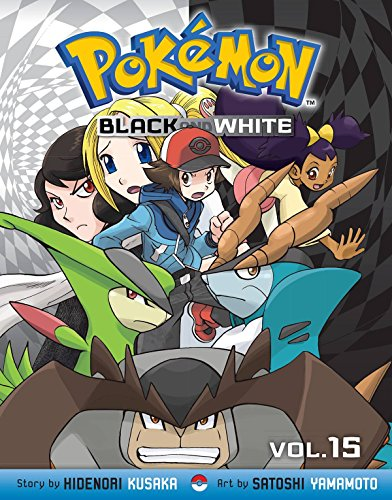 POKEMON BLACK & WHITE GN VOL 15