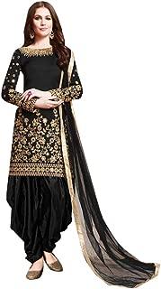 Ready To Wear Indian Bollywood Designer Tapeta Silk Heavy Real Mirror Neck Embroidery Work Santoon Straight Salwar Kameez Suit Net Dupatta Punjabi Wedding Women Ethnic Muslim Party Wear Dress 8657