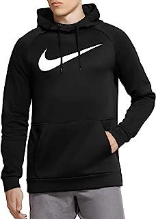 Nike Therma Men's Pullover Swoosh Training Hoodie Cu6238-010