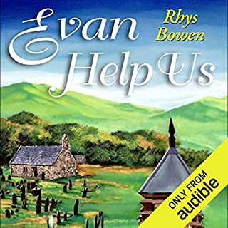 Evan Help Us audiobook cover art