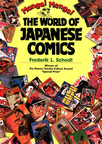 Manga, Manga: The World of Japanese Comics
