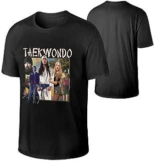 Man's Walk Off The Earth Vintage Shirt Music Band Shirts Black