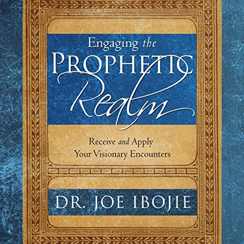 Engaging the Prophetic Realm cover art