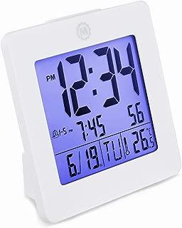 large alarm clock radio