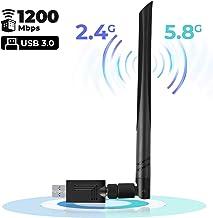 USB WiFi Adapter 1200Mbps USB 3.0 Wireless Network...