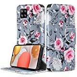 LeYi Case for Samsung Galaxy A42 Case and Screen Protector,