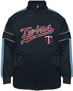 minnesota twins majestic jacket