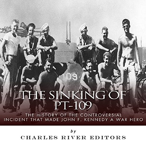 The Sinking of PT-109 audiobook cover art