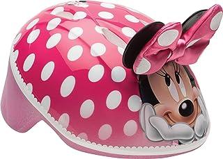 کلاه ایمنی دوچرخه Bell Disney Minnie Mouse برای کودکان ، کودکان نوپا و زنان