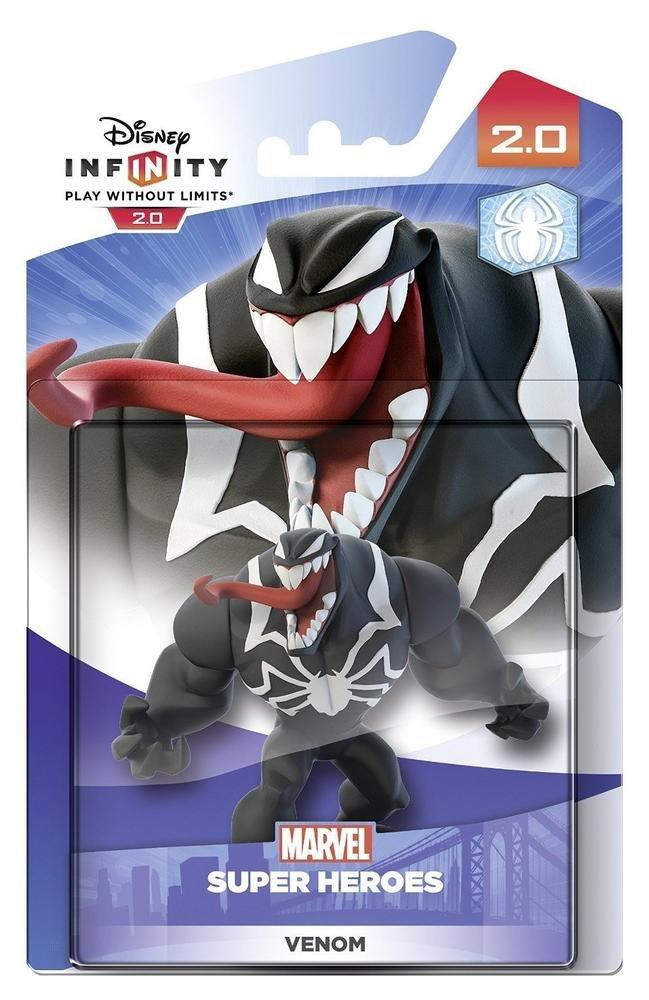 Disney Infinity 2.0 - Figura Venom: Amazon.es: Videojuegos