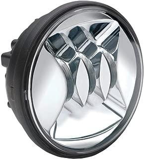 J.W. Speaker 0551593 Model 6045 12V SAE/ECE LED Fog Chrome Inner Bezel-2 Light Kit