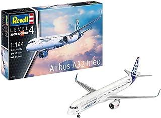 ドイツレベル 1/144 エアバスA321 Neo プラモデル 04952