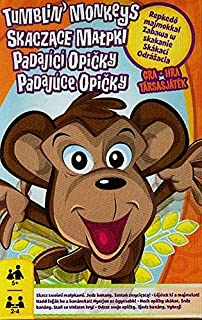 Juegos Mattel - Monos Locos: S.O.S. Affenalarm (BMM39): Amazon.es ...