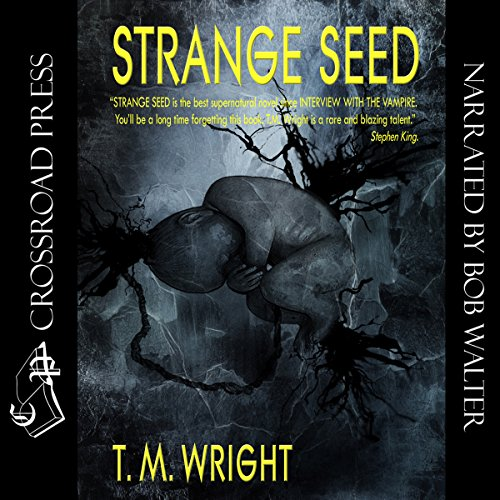 Strange Seed audiobook cover art