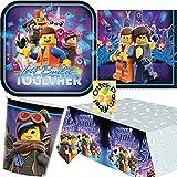 HHO Lego Movie-2 Lego-Party-Set Movie-Party-Set 33