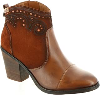 Alicante W3P-8975 Leather Boot