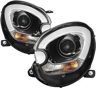 Spyder Auto PRO-YD-MCO11-DRL-BK Projector Headlight