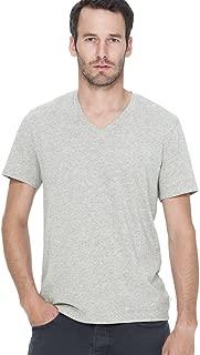 (ジェームスパース) James Perse 半袖 Vネック Tシャツ [MHE3352] メンズ Mens ヘザーグレー [HGY]