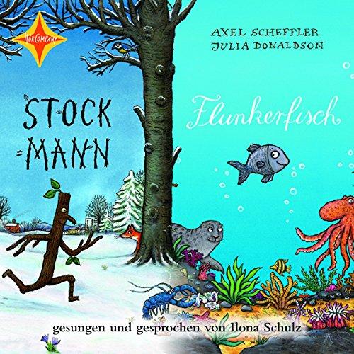Stockmann / Der Flunkerfisch audiobook cover art