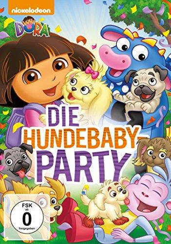 Die Hundebaby-Party