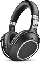 """Sennheiser PXC 550 Wireless """" NoiseGard Adaptive Noise Cancelling, Bluetooth Headphone with Touch Sensitive Control and 30-Hour Battery Life (Renewed)"""