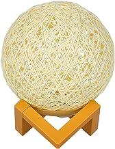 Jiudong Led Bolvormige Tafellamp-Creatieve Energiebesparende Tafellamp Sepak Takraw Night Lamp Studie Slaapkamer Restauran...