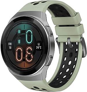 HUAWEI WATCH GT 2e Smartwatch, 1,39 tums AMOLED HD pekskärm, 2-veckors batteritid, GPS och GLONASS, automatisk upptäcker 6...