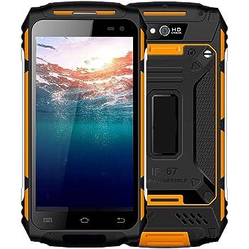 Bewinner Teléfonos celulares Inteligentes, 5.0 Pulgadas, Android ...