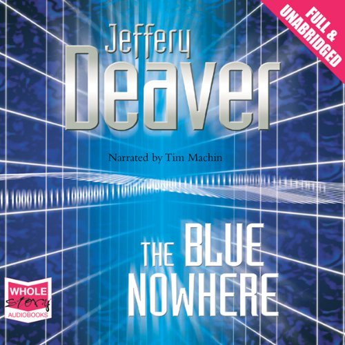 Couverture de The Blue Nowhere