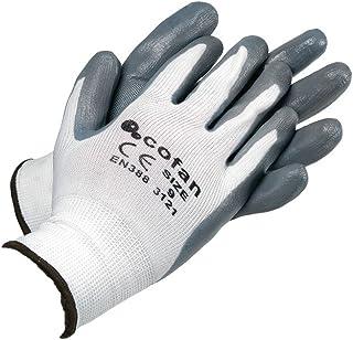Cofan 11000123-9 Guantes, Gris, T-9