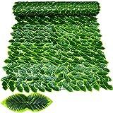 Ivy Artificial, plástico Verde Rollo de seto de Hojas Artificiales, Paneles de Cerca de Enrejado Agua a Prueba de Agua y a Prueba de Viento PRIVACIDAD PRIVACIDAD HARDERA Cerca de la Valla de la Pared