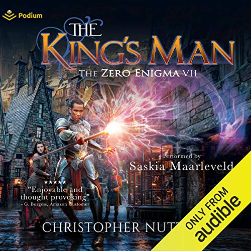 The King's Man cover art