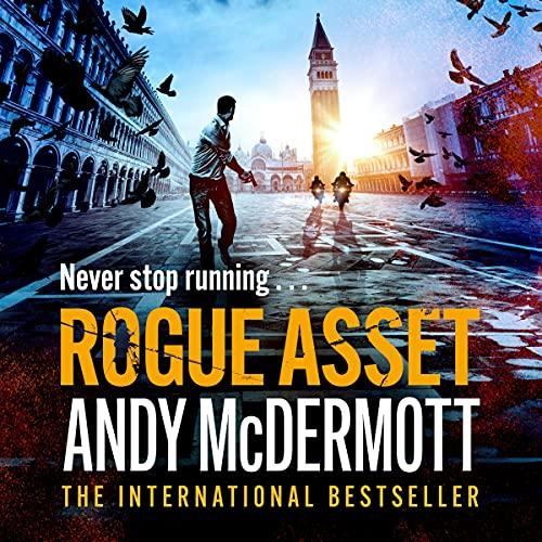Rogue Asset cover art
