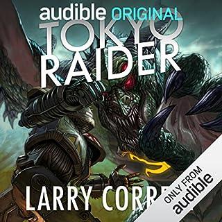 Tokyo Raider cover art
