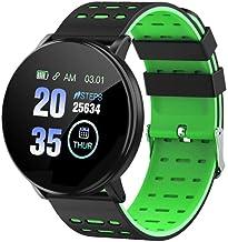UIEMMY slim horloge Smart Polsband Hartslagmeter Sport Tracker Smart Horloge Sport Smartband Voor Android IOS Mannen Vrouw...